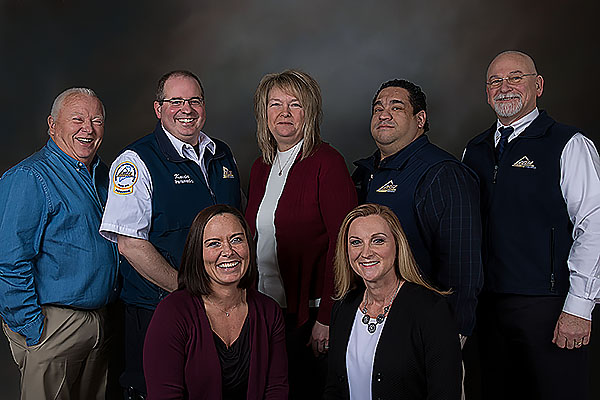 Delta Ambulance leadership team